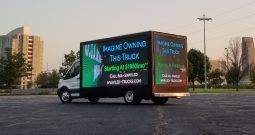 Brand New P6 SW-13 LED Billboard Truck