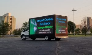 LED Mobile Billboard