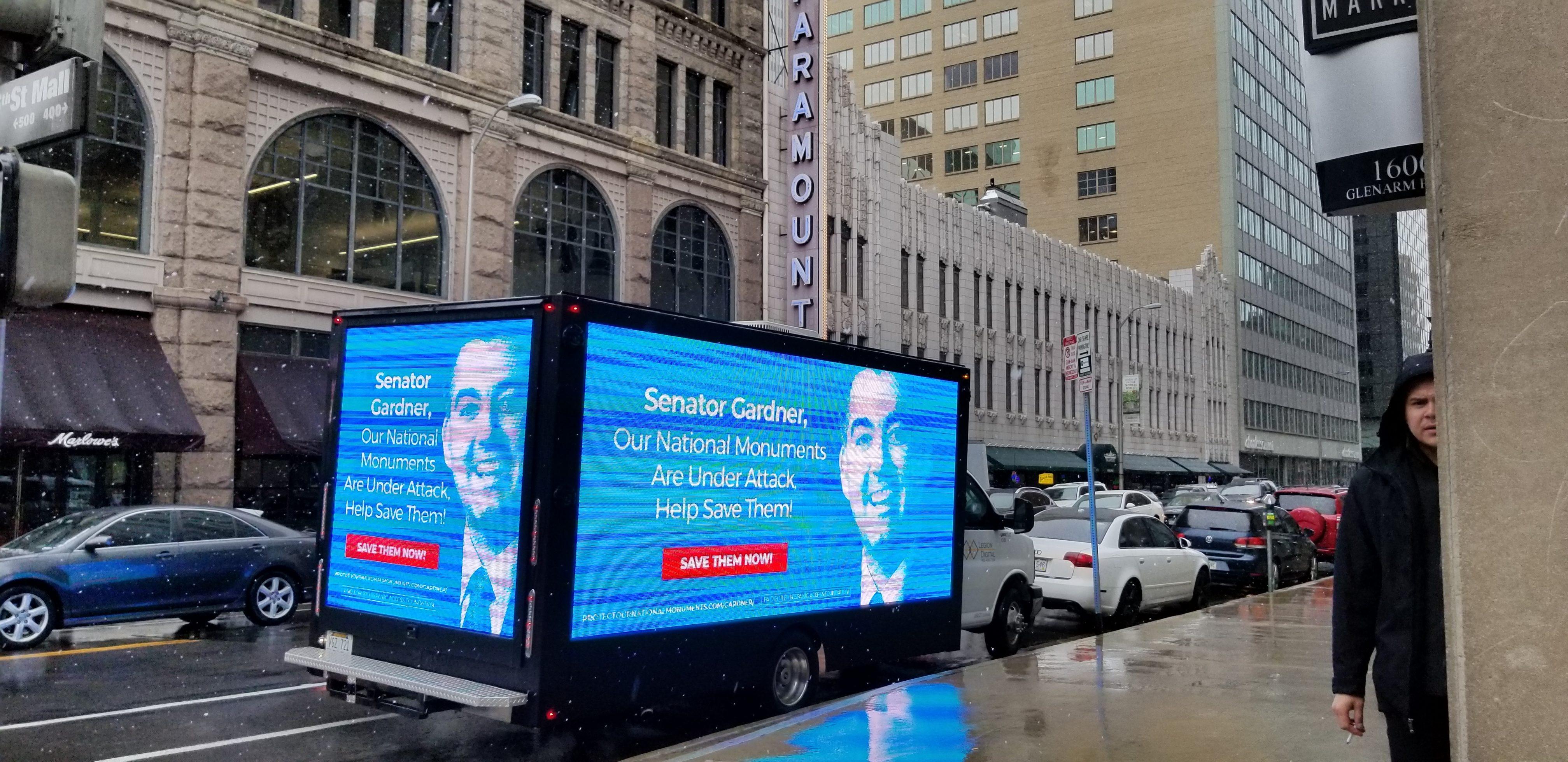 2017 Diesel Truck Comparison >> 2017 GMC Savana P6 LED Billboard Truck – LED Mobile