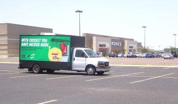 2015 GMC 3500 P6.67 LED Billboard Truck full